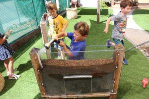 Benefits of Outdoor Classrooms